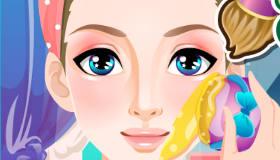 La princesse au spa