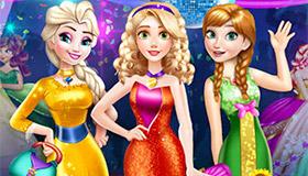 Tenue fashion d'hiver pour filles