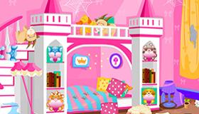La chambre de Very Fairy Princess