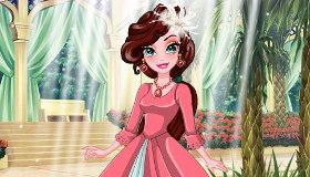 Habille la princesse Disney