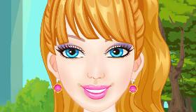 Je veux ressembler à Barbie