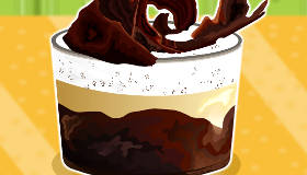 Trifle au chocolat