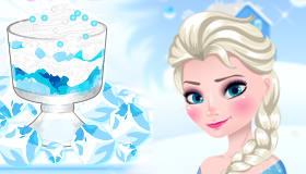 Dessert congelé d'Elsa