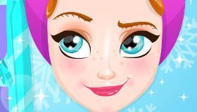 Secrets de beauté de la Reine des Neiges