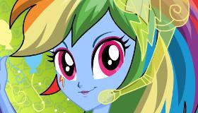 Habille Rainbow Dash