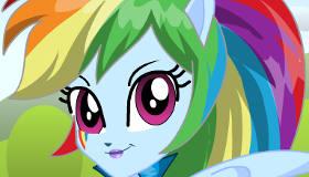 Relooking de Rainbow Dash