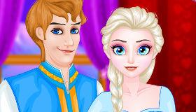 Rendez-vous de Elsa et Anna