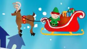 Aide le Père Noël