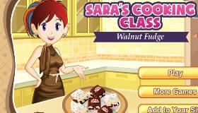 Sara cuisine des brownies