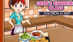 Cours de cuisine de Sara