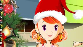 Les biscuits de Noël de Sara