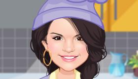 Cuisine avec Selena Gomez