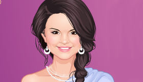 Habille Selena Gomez