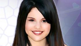 Maquille Selena Gomez