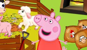 Peppa Pig à la ferme