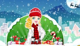 Shopping Addict de Noël pour Filles