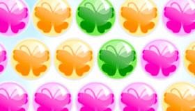 Tire des bulles avec les Schtroumpfs