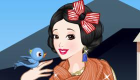 La princesse Disney Blanche Neige