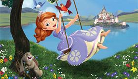Trouver les différences Princesse Sofia