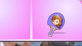 Ping Pong Princesse Sofia