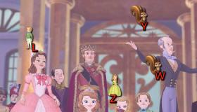 Princesse Sofia et le clavier