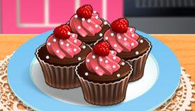Les délicieux cupcakes de Sara