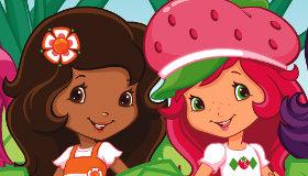 Le Cache-cache de Charlotte aux fraises