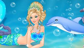 Habillage de Sirène pour Filles