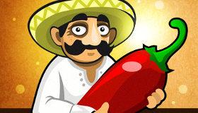 Serveuse de Tacos
