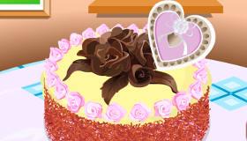 La décoration de gâteaux