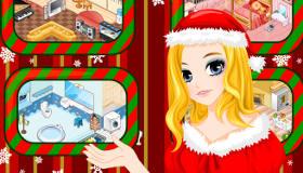 La Déco de Noël de Tessa