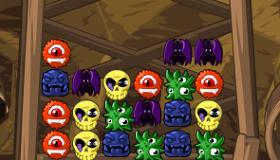 Le jeu Tétris des monstres