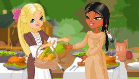 L'Histoire de Thanksgiving