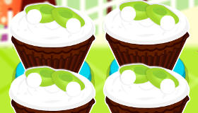 Les cupcakes de la Fée Clochette