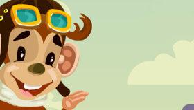 Le singe aviateur