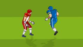 Touchdown en football américain