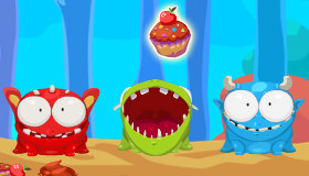 Cupcakes pour monstres
