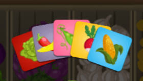 Memo de légumes