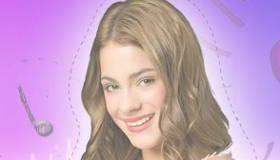 Jeu de mémoire de Violetta
