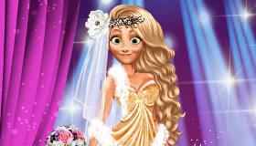 Mariage de Princesse Raiponce