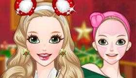 Bal d'hiver pour filles