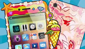 Décoration Iphone 4