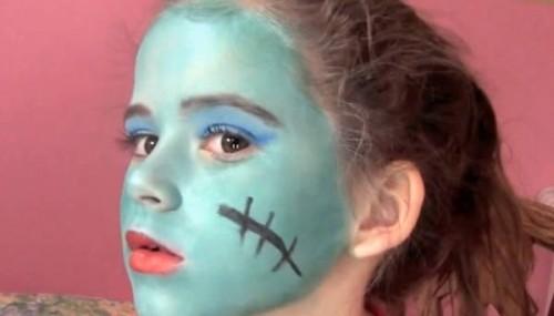Comment ressembler à une Monster High grâce au maquillage? (vidéo)