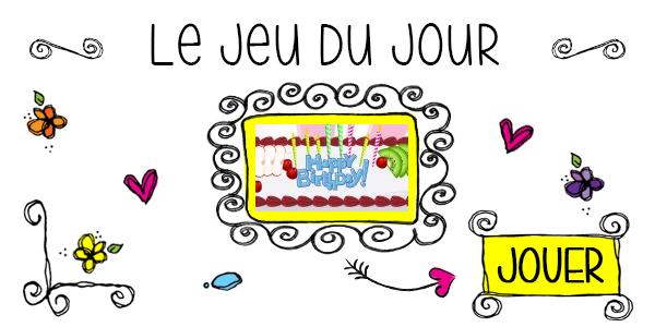 Cuisiner un g teau d anniversaire jeux de fille - Jeux de cuisine de gateaux d anniversaire ...